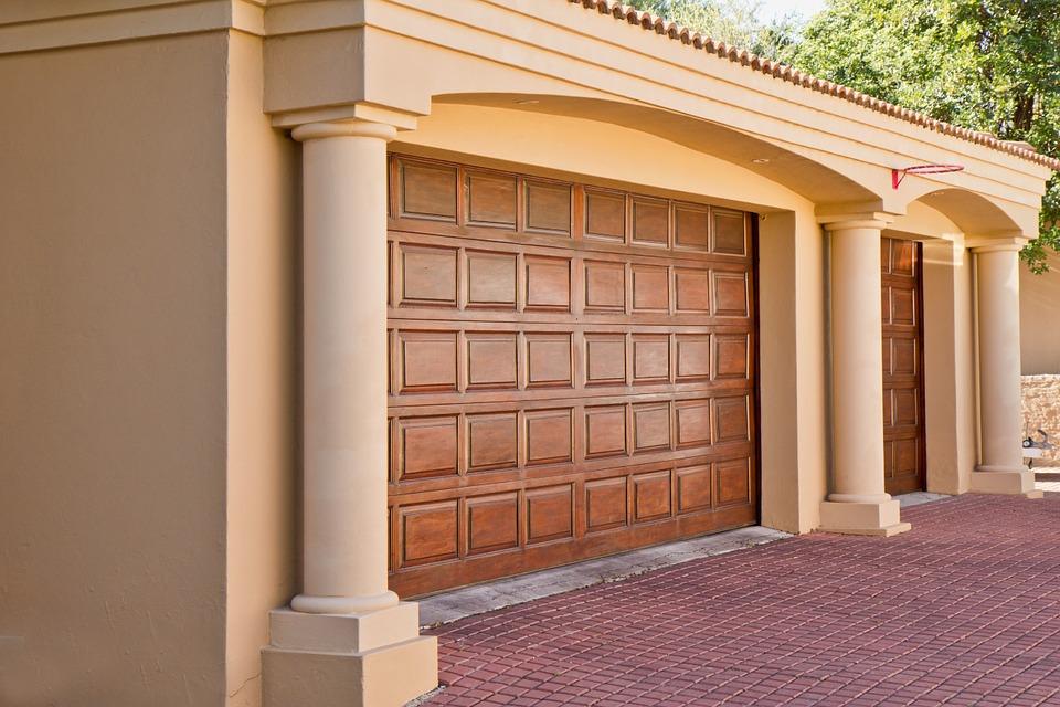 puertas de garaje automáticas seccionales